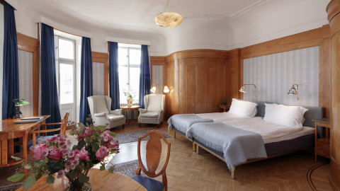 Deluxe Double Room 14 Hotel Esplanade Strandvagen Stockholm2