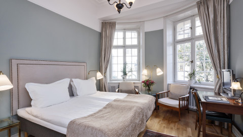 Superior Double room 23 Hotel Esplanade Strandvagen Stockholm